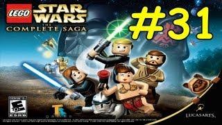Lego Star Wars The Complete Saga Walkthrough Episode 6