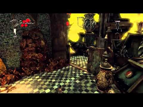 GameZona Revue. Обзор Alice: Madness Returns