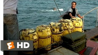 Jaws (5/10) Movie CLIP Barrels (1975) HD