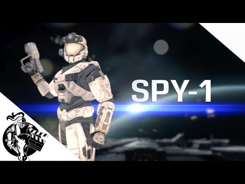 |SPY-1| FULL MOVIE (Halo Reach Spy Machinima) | September 14th Special