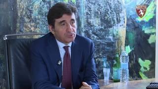 Sirigu al Toro - L'intervista al Presidente Urbano Cairo