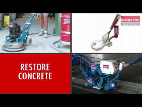 Kennards Concrete Care Video Image