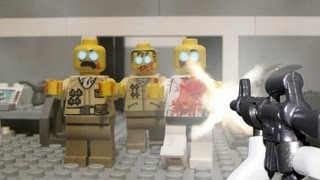 Lego CoD Black Ops 2 Zombies