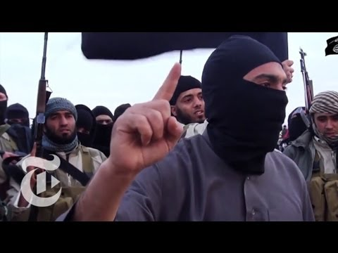 Meet ISIS, the Islamic Militant Group That's Overrunning Iraq | Times Minute | The New York Times
