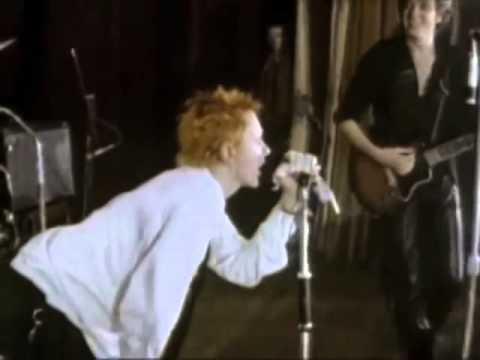 Sex Pistols - Pretty Vacant (with lyrics on description)
