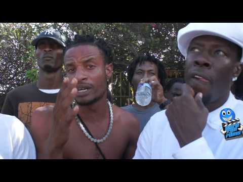 Shabba Ranks Visit Seaview Garden (Jamaica) May 10, 2014 - Pure Fun Films