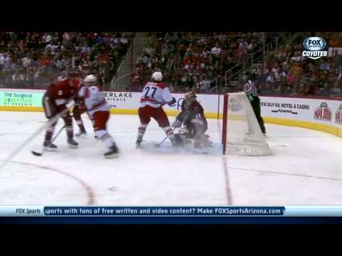 Carolina Hurricanes 2013-2014 first half highlights