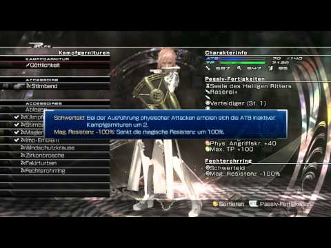 #036 Let's Play Final Fantasy 13-3: Lightning Returns |