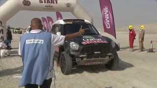 2014 Sealine Cross Country Rally SS5