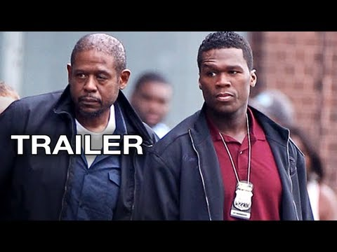 Freelancers Trailer - Robert De Niro, 50 Cent Movie (2012)