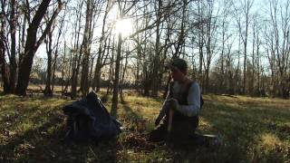Trapping TV Episode 2, Coyote Dirt Hole Trench Set