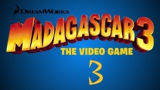 Madagascar 3: The Video Game Walkthrough Part 3 (Rome