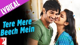 "Lyrical: ""Tere Mere Beech Mein Full Song With Lyrics"