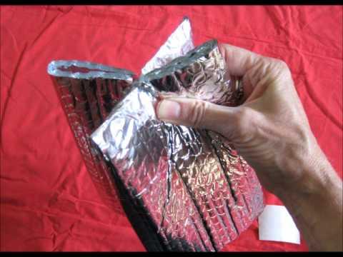 DIY Smart Meter Shield: light-duty, temporary, portable