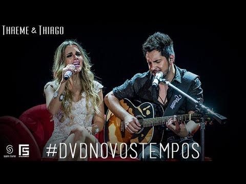 Thaeme & Thiago - Sinto Saudade / 365 Dias   DVD Novos Tempos