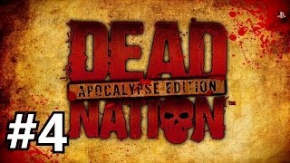 Dead Nation: Apocalypse Edition - HD on PS4 | The Potted Plant Easter Egg? (Part 4)