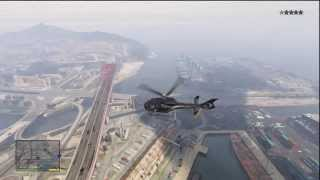 GTA 5 HELICOPTER LOCATION! Not Hard To Steal