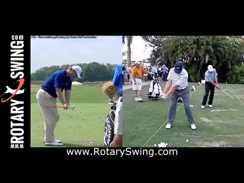 Ernie Els Swing Analysis (2012 British Open Champion)