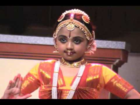 Athira Pratap Dance Highlights.wmv