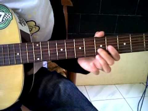 guitar lesson wali-yank (melodi) by adi