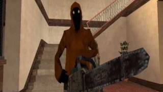 Gta San AndreasEl Hotel Abandonado-The Movie