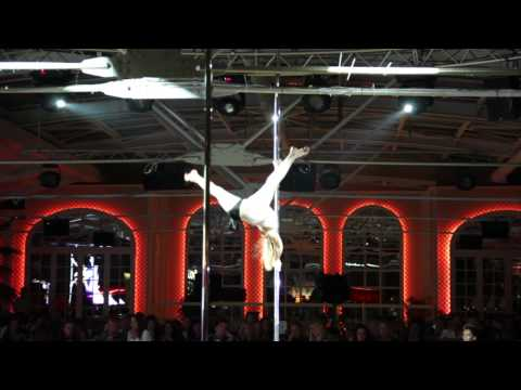 Hình ảnh trong video Miss Pole Dance Ukraine 2013. 1 place. Yuliya