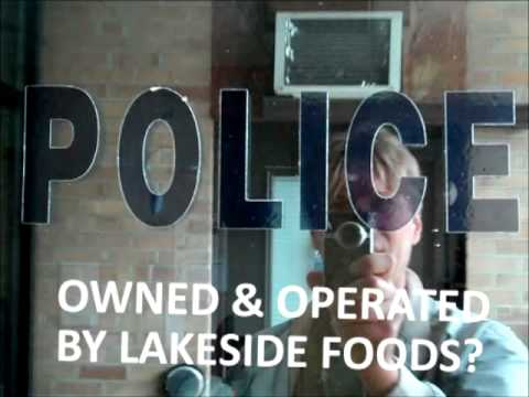 Lion News: Evidence Belgrade's Chief Bjork Falsifying Report For Lakeside Foods' Spray Plane? Part 2