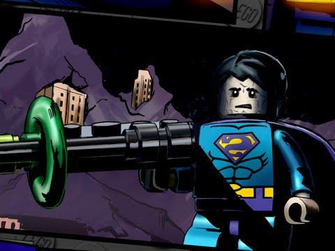 LEGO BATMAN 3 - Bizzaro League DLC Pack - Bizzaro Level Gameplay