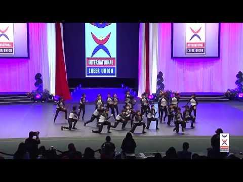 Team Philippines [Team Cheer Hip Hop] - 2015 ICU World Cheerleading Championships
