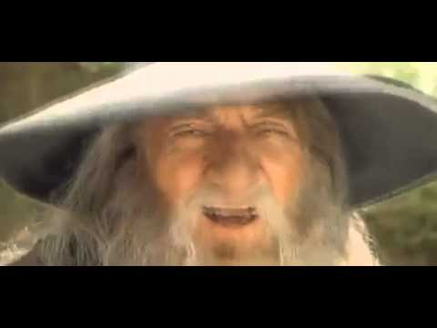 Gandalf Nodding To Jazz