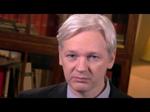Julian Assange 'This Week' Interview: WikiLeaks Founder Discusses 'The Fifth Estate' Edward Snowden