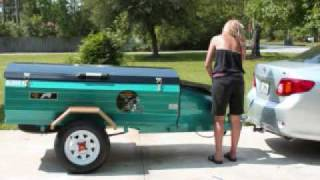 Small Cargo / Luggage Trailer