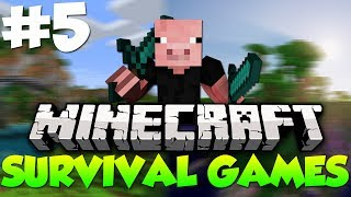 Minecraft Survival Games - Ep.5 - HORSES ARE AMAZING!   Hypixel (HD)