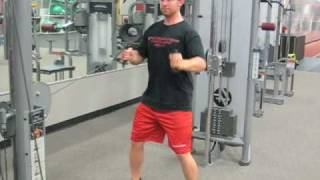 Standing Cable Push/Pull