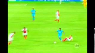 Zenit vence Standard Liege com gol de Hulk