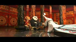 Kung Fu Panda 2 Kickin' It With The Cast