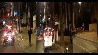 فيديو صادم..شوفو بنات الليل أشنو دارو منين شافو لبوليس فكازا |
