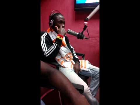AJ Nelson Live On Hip-Hop GH Show On Pluzz FM