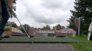 Parkgolf Oisterwijk 2014