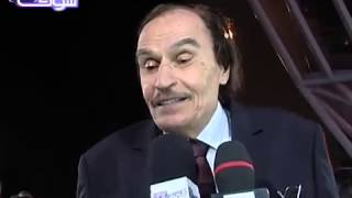 عزت العلايلي لشوف تيفي :أنا بحب مهرجان مراكش   خارج البلاطو