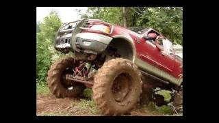 ULTIMATE HILL CLIMB MUD TRUCKS 4X4 Silverado On 54
