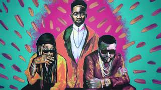 Mr Eazi & Major Lazer - Leg Over (Remix) (feat. French Montana & Ty Dolla Sign)