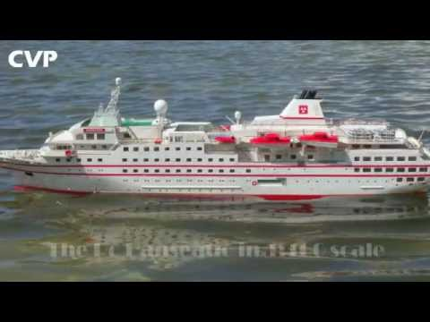 Robbe Hanseatic rc cruise ship by Vasilis
