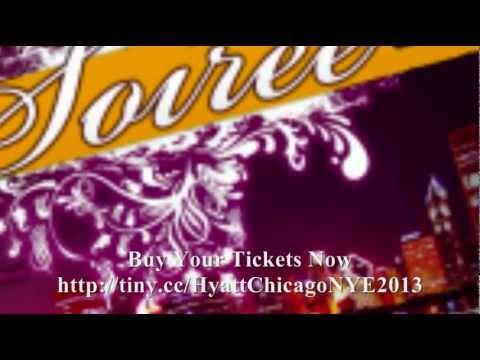 Hyatt Chicago New Years Eve: Soiree 2013 Mag Mile - YouTube