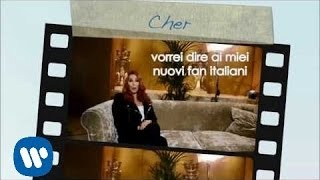 "Cher - ""Closer to the truth"" Italian Video Promo (November 2013)"