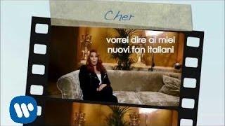 "Cher - ""Closer to the truth"" Italian Video Promo (November 2013)"
