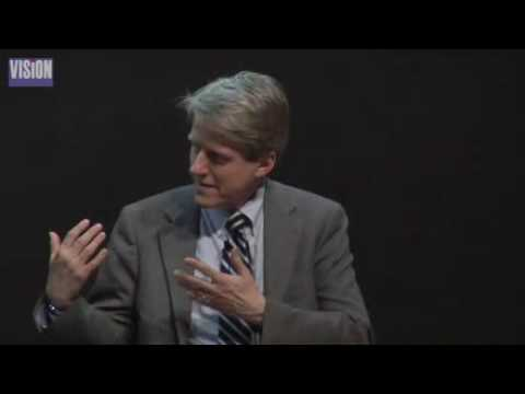 Robert Shiller - How Human Psychology Drives the Economy