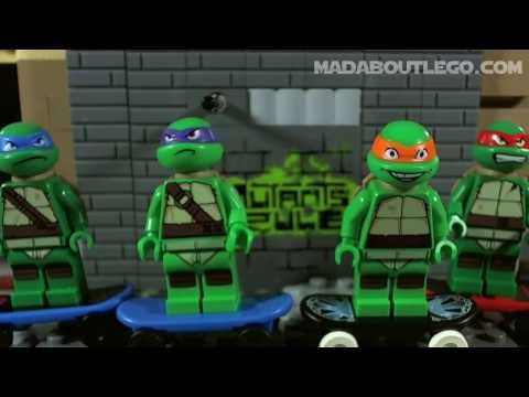 LEGO Teenage Mutant Ninja Turtles Movie