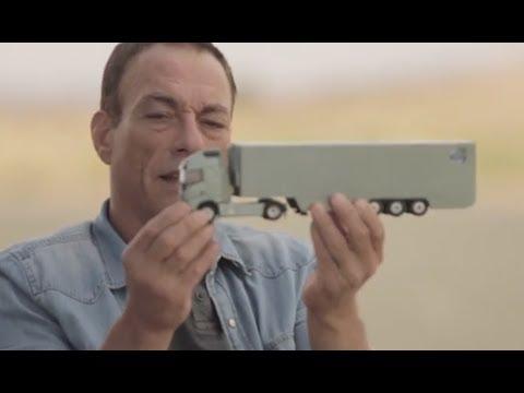 Jean-Claude Van Damme Teaser Volvo Splits Truck Funny Commercial 2013 Carjam TV HD JCVD 2014 ...