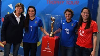 Trophy Tour - Interviste a Giacinti, Guagni e Marchitelli